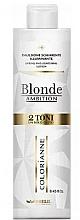 Parfumuri și produse cosmetice Loțiune decolorantă de păr - Brelil Colorianne Blonde Ambition
