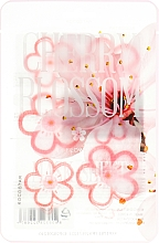"Parfumuri și produse cosmetice Mască din țesut ""Flori de Sakura"" - Kocostar Cherry Blossom Slice Mask Sheet"