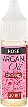 """Parfumuri și produse cosmetice Ulei de argan """"Trandafir"""" - Drop of Essence Argan Oil Rose"""
