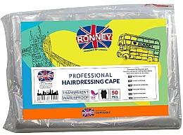 Parfumuri și produse cosmetice Pelerine de unică folosință - Ronney Professional Hairdressing Cape
