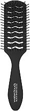 Parfumuri și produse cosmetice Perie de păr - Waterclouds Black Brush No.22