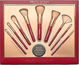 Parfumuri și produse cosmetice Set de pensule pentru machiaj - Makeup Revolution Brush Collection