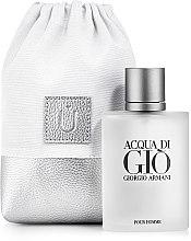 """Parfumuri și produse cosmetice Husă cadou pentru parfumuri, albă """"Perfume Dress"""" - MakeUp"""
