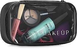 """Parfumuri și produse cosmetice Trusă cosmetică """"Basic"""" (fără produse) - MakeUp"""