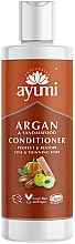 "Parfumuri și produse cosmetice Balsam ""Aragana și lemn de santal"" - Ayumi Argan & Sandalwood Conditioner"