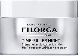 Parfumuri și produse cosmetice Cremă de noapte pentru față - Filorga Time-filler Night Cream