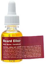 Parfumuri și produse cosmetice Ulei de barbă - Recipe For Men Beard Elixir