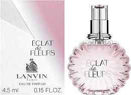 Parfumuri și produse cosmetice Lanvin Eclat de Fleurs - Apă de parfum (mini)
