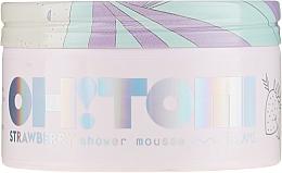 """Parfumuri și produse cosmetice Spumă de corp """"Căpșune"""" - Oh!Tomi Dreams Strawberry Shower Mousse"""