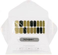 Parfumuri și produse cosmetice Strasuri pentru unghii - Yves Saint Laurent Couture Metal Manicure Jewel Nail Stickers Grunge Sequins