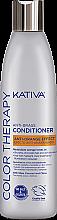 Parfumuri și produse cosmetice Balsam de păr - Kativa Color Therapy Anti-Orange Effect Conditioner