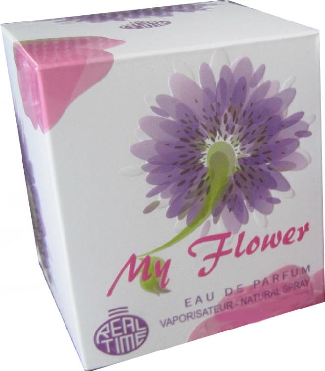 Real Time My Flower - Apă de parfum