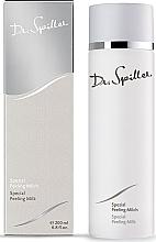 Parfumuri și produse cosmetice Lăptișor pentru peeling - Dr. Spiller Special Peeling Milk