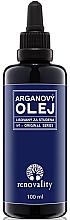 Parfumuri și produse cosmetice Ulei de argan pentru păr - Renovality Original Series Argan Oil