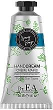 Parfumuri și produse cosmetice Cremă hidratantă de mâini - Dr.EA Spring Breeze Hand Cream
