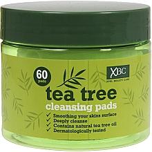 Parfumuri și produse cosmetice Discuri de curățare pentru față - Xpel Marketing Ltd Tea Tree Cleansing Pads