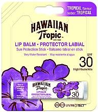 Parfumuri și produse cosmetice Balsam cu protecție solară pentru buze - Hawaiian Tropic Lip Balm SPF 30