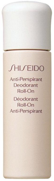Deodorant - Shiseido Anti-Perspirant Deodorant Roll-On