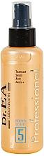 Parfumuri și produse cosmetice Ser pentru îngrijirea părului - Dr.EA Keratin Series 5 Treatment Serum