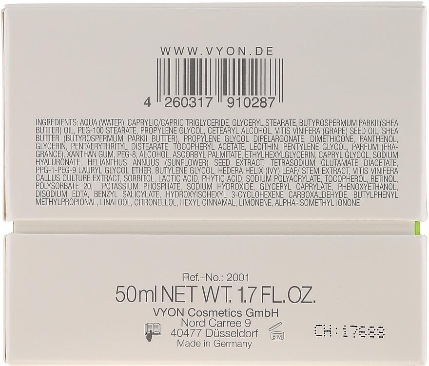 Cremă de față 24H - Vyon Redox 24H Cream — Imagine N3