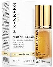 Parfumuri și produse cosmetice Gel de față cu acțiune instantă - Jose Eisenberg Youth Elixir