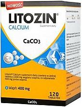"""Parfumuri și produse cosmetice Supliment alimentar """"Calciu"""" - Orkla Litozin Calcium"""