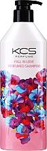 Parfumuri și produse cosmetice Șampon hidratant pentru păr uscat și deteriorat - KCS Fall In Love Perfumed Shampoo