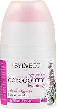 Parfumuri și produse cosmetice Deodorant natural - Sylveco