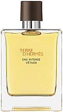 Parfumuri și produse cosmetice Hermes Terre D'Hermes Eau Intense Vetiver - Apă de parfum (Tester cu capac)