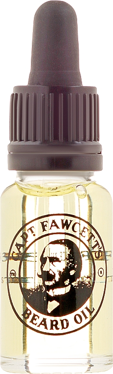 Ulei pentru barbă - Captain Fawcett Beard Oil — Imagine N2