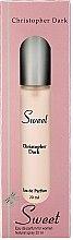 Parfumuri și produse cosmetice Christopher Dark Sweet - Apă de parfum (mini)
