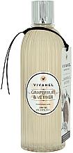 Parfumuri și produse cosmetice Vivian Gray Vivanel Grapefruit & Vetiver - Gel pentru duș