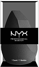Parfumuri și produse cosmetice Burete pentru machiaj - NYX Complete Control Blending Sponge CCBS01