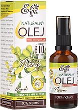 Parfumuri și produse cosmetice Ulei natural de semințe de neem - Etja Natural Neem Oil