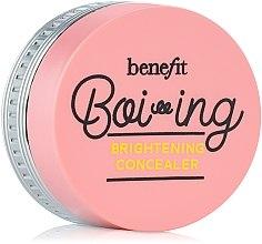 Parfumuri și produse cosmetice Concealer pentru față - Benefit Boi-Ing Brightening Concealer