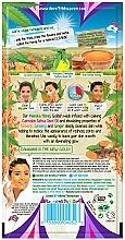 CADOU Mască-peliculă cu ulei de cânepă - 7th Heaven Cannabis Sativa Peel-Off Mask — Imagine N2