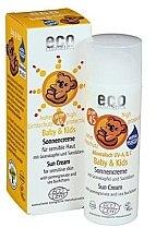 Parfumuri și produse cosmetice CRemă de protecție solară SPF 45 - Eco Cosmetics Baby Sun Cream SPF 45