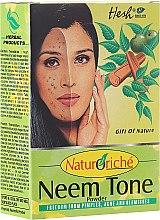 Parfumuri și produse cosmetice Mască pentru pielea problematică a feței - Hesh Neem Tone Powder
