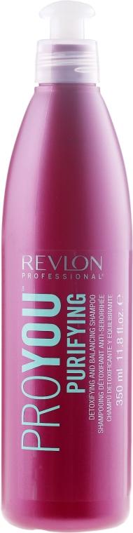 Șampon - Revlon Professional Pro You Purifying Shampoo — Imagine N1