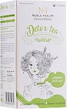 Parfumuri și produse cosmetice Ceai pentru slăbit - Noble Health Slim Line Detox Tea