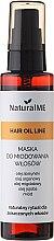 Parfumuri și produse cosmetice Mască-spray de miere pentru păr - NaturalME Hair Oil Line