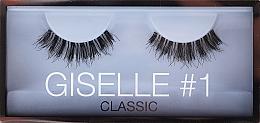 Parfumuri și produse cosmetice Gene false №1 - Huda Beauty Giselle Lash 1