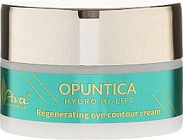 Cremă pentru zona din jurul ochilor - Ava Laboratorium Opuntica Hydro Hi–Lift Eye Contour Cream — Imagine N2