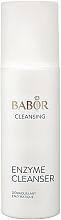 Parfumuri și produse cosmetice Pulbere de curățare pentru față - Babor Enzyme Cleanser