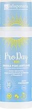 Parfumuri și produse cosmetice Cremă cu protecție solară pentru față - La Saponaria Pro Day Spf30