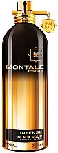 Parfumuri și produse cosmetice Montale Black Aoud Intense - Apă de parfum