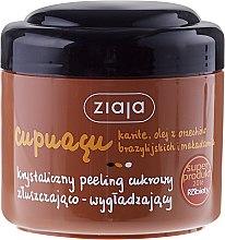 Parfumuri și produse cosmetice Scrub cu zahar pentru corp - Ziaja Sugar Body Scrub