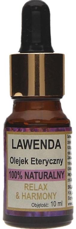 "Ulei esențial natural ""Lavandă"" - Biomika Lavender Oil"