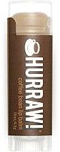 """Parfumuri și produse cosmetice Balsam de buze """"Boabe de cafea"""" - Hurraw! Coffee Bean Lip Balm"""
