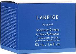 Parfumuri și produse cosmetice Cremă hidratantă pentru ten normal și uscat - Laneige Water Bank Moisture Cream